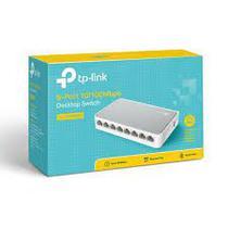 Desktop switch 8-port 10/100mbps tp-link tl-sf1008d -