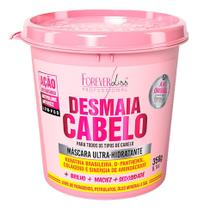 Desmaia Cabelo Ultra Hidratante Forever Liss 350g -