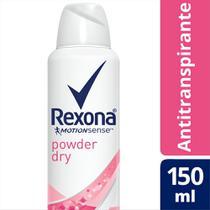Desodorante Aerosol Rexona Feminino Powder Dry 90g -