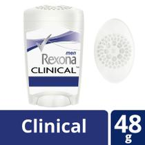 Desodorante Creme Rexona Clinical Men 48g