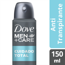 Desodorante Dove Aerosol Masculino Men Care Cuidado Total 89g