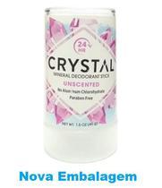 Desodorante Em Pedra 40g - Crystal - Original - Importado -