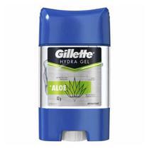 Desodorante Gillette Antitranspirante Gel Hydra Aloe 86g -