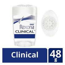 Desodorante Stick Rexona Clinical Creme Men 45g