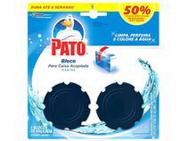 Desodorizador Pato Bloco para Caixa Acoplada - Marine 40g cada