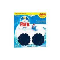 Desodorizador Sanitário Pato para Caixa Acoplada Marine 2 Unidades 40g cada -