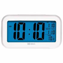 Despertador Digital Herweg Ref: 2980-021 Branco -