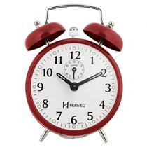 Despertador Mecânico Herweg Ref: 2208-044 -