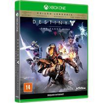 Destiny the taken king edicao lendaria xbox one - Activision