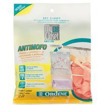 Desumidificador Anti Mofo Dry Closet Ordene Kit 10 Peças -