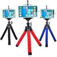 Detalhes sobre polvo universal ficar titular tripé para iphone samsung câmera de telefone celular - D S