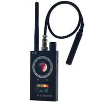 Detector Anti-espião Multifuncional Rastreador GPS Câmera Celular SIM GSM 2G 3G 4G Áudio e Vídeo Sinal RF Radiofrequência Alarme Som e Luz - HWP