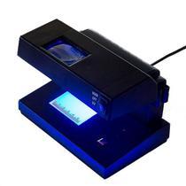 Detector de Cédulas Falsas Preto 220V 8412 - Menno Detect -