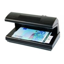 Detector Testador de Nota Falsa Dinheiro Falso Luz Ultravioleta Bivolt - Tomate
