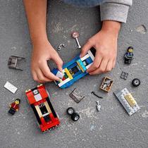 Detenção Policial Na Autoestrada - Lego City - 60242 -