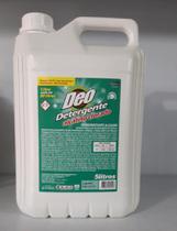 Detergente Alcalino Clorado Concentrado e Bactericida  Deoline 5 Litros - 10