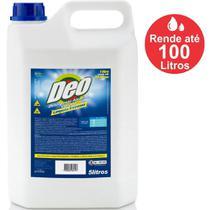 Detergente Alcalino Clorado Deo 5 Litros Profissional 1:20. Faz até 105 Litros - Premisse