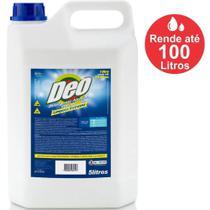 Detergente Alcalino Clorado Deo 5 Litros Profissional 1:20. Faz até 105 Litros - Premisse -