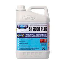 Detergente alcalino clorado sh 3000 plus 5l - start -