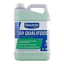 Detergente Alcalino Desengordurante Qualifood 5L Start - Start Química