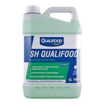 Detergente Alcalino Desengordurante Qualifood 5L Start - Start Química -