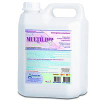 Detergente Amoníaco Multilimp 5lt - Quimiart