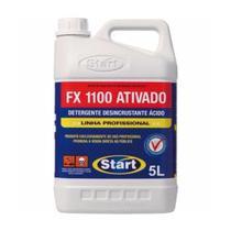 Detergente desincrustante ácido fx 1100 5l - start -