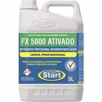 Detergente Desincrustante Ativado Solupan Intercap FX 5000 - Start -