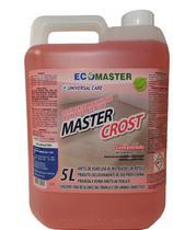 Detergente Desincrustante Master Crost - 5 litros - Ecomaster -