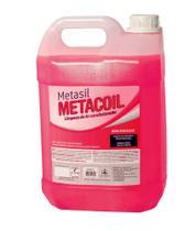 Detergente Desincrustante Metacoil - 5 Litros - Metasil