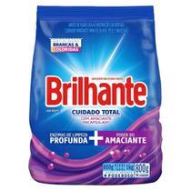 Detergente em Po Cuidado Total 800g 1 UN Brilhante -