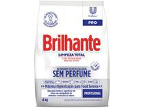 Detergente em Pó Omo Limpeza Total Tamanho Família - 4kg