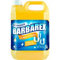 Detergente (lava louças) barbarex galão 5 lt -