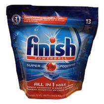 Detergente Lava Loucas Finish Tablete Powerball Pastilha -