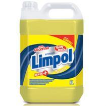 Detergente Liquido 5L Neutro 1 UN Limpol -