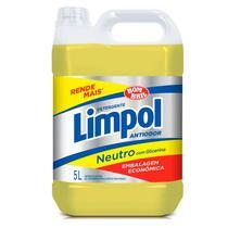 Detergente liquido Limpol neutro 5 litros - Bombril -