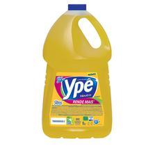 Detergente líquido neutro - com  5 Litros - Ypê -