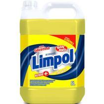 Detergente Líquido Neutro Limpol com Glicerina Galão com 5 Litros - Bombril -