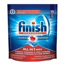 Detergente Máquina Lava Louças Finish Power Ball -