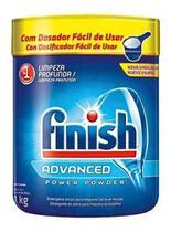 Detergente P/ Máquina Lavar Louças Finish Power Powder 1kg -