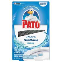 Detergente Sanitário Pato em Pedra Marine 25g -