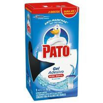 Detergente Sanitário Pato Gel Adesivo Mini Refil Marine 12g -