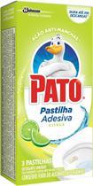 Detergente Sanitário Pato Pastilha Adesiva Citrus -