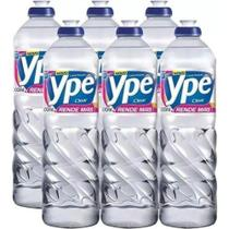 Detergente Ypê 500ml Clear - Ype