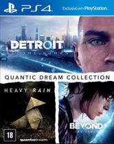 Detroit Become Human + Heavy Rain + Beyond Two Souls PS4 - Sony