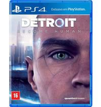 Detroit Become Human - PS4 - Quantic dream