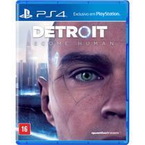 Detroit Become Human - PS4 - Sony