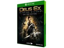 Deus Ex Mankind Divided - Day One Edition - para Xbox One - Square Enix