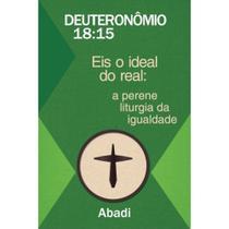 Deuteronômio 18:15 - Scortecci Editora -