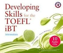 Developing Skills For The TOEFL Ibt - 10 Audio Cds - Compass publishing